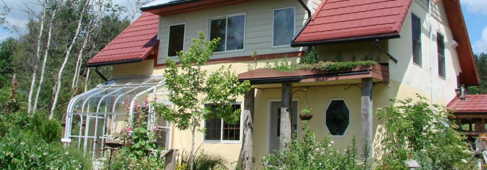 Eco-Friendly Custom Home