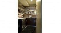 Energy-efficient kitchen design