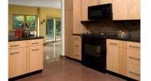 A healthy custom kitchen