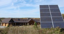 Solar Powered Off-Grid Home