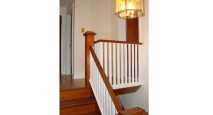 Ecologically Refinished Stairs