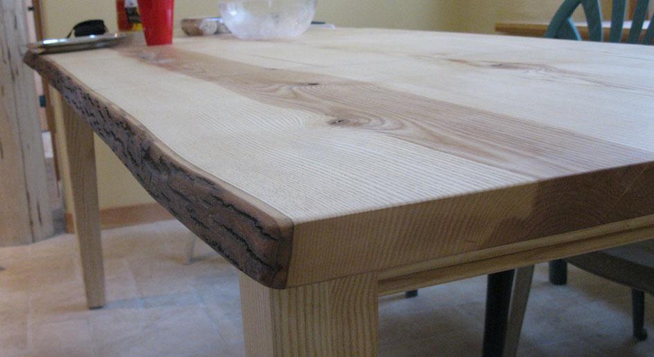 Custom Sustainably Harvested Wood Doors Built Ins Amp Trim Work
