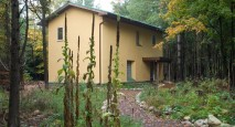 Passive solar home - North Side