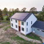 PH and NZ Passive House Quality Farmhouse in Puslinch Ontario