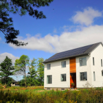 Classic Farmhouse Built to Passive House Specifications